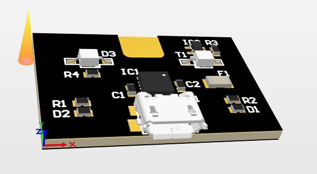 Voltcraft USB bridge